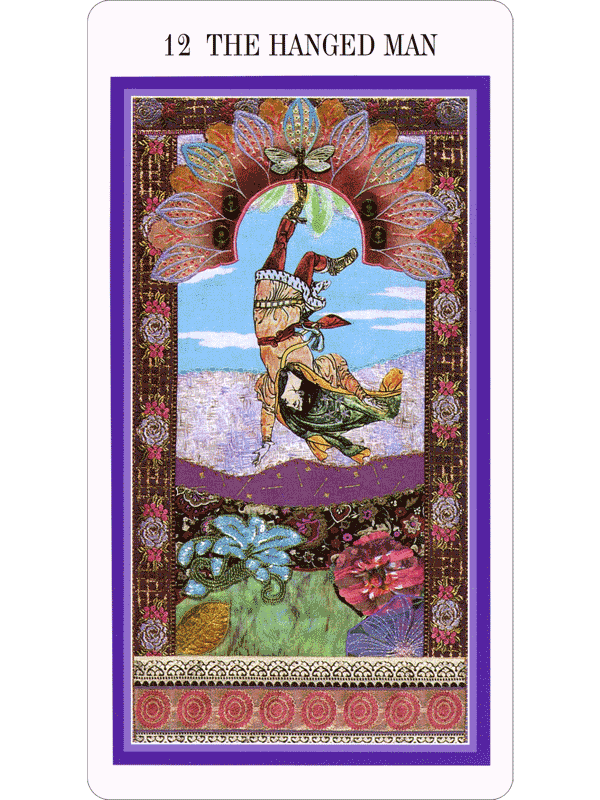 The Enchanted Tarot The Fools Dog