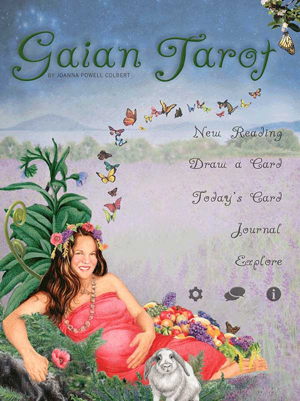 gaian tarot strength relationship