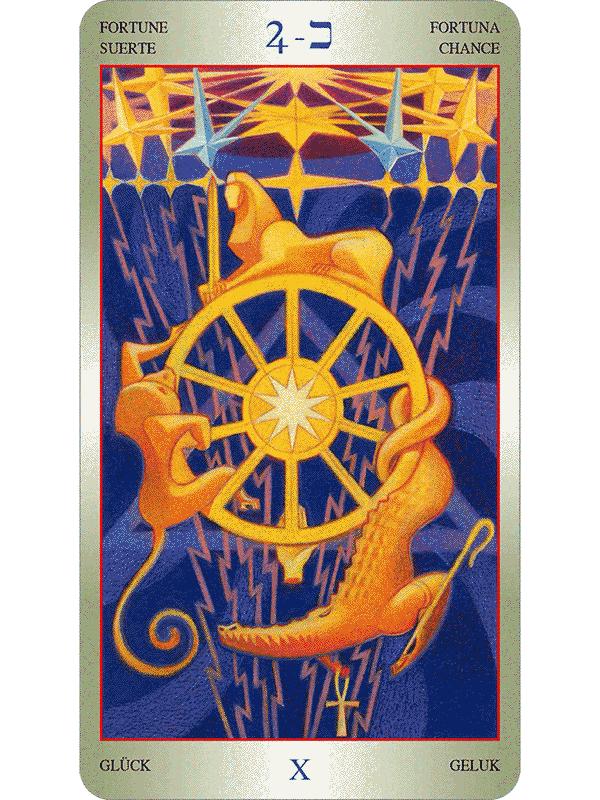 Liber T: Tarot of Stars Eternal - The Fools Dog
