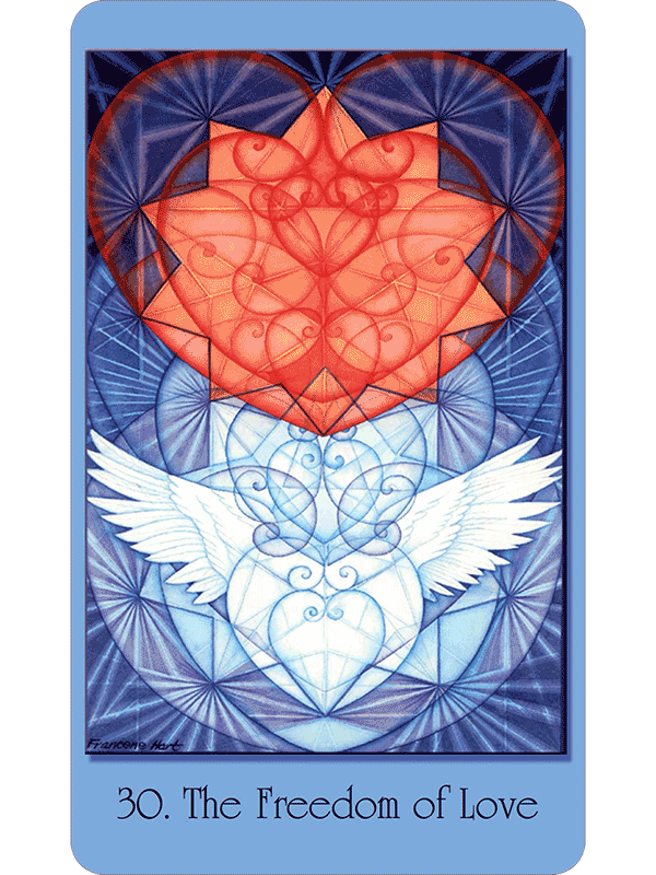 Sacred Geometry Cards for the Visionary Path - The Fools Dog