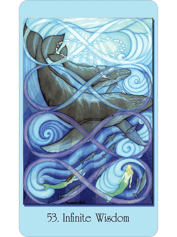 Sacred Geometry Cards For The Visionary Path The Fools Dog